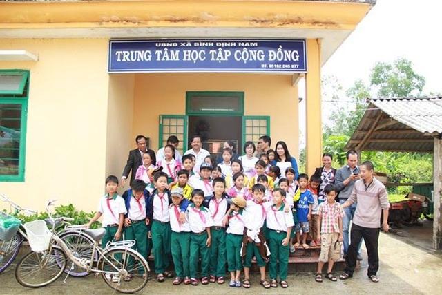 Trung tâm Học tập Cộng đồng xã Bình Định Nam
