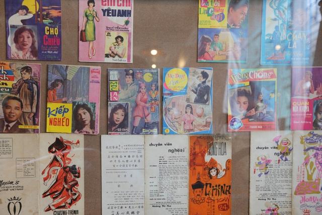 Những bức poster quảng cáo phim, tờ nhạc, tờ rơi quảng cáo...