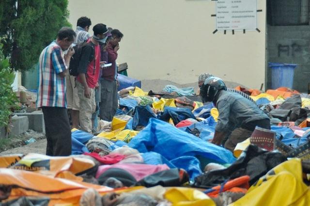 Thành phố Palu, một trong những nơi Tổng thống Widodo tới thăm, bị tàn phá nặng nề sau trận động đất mạnh 7,4 độ Richter và sóng thần cao 3m. Số người thiệt mạng sau thảm họa kép này đã tăng lên hơn 1.200 người tính đến ngày 30/9.