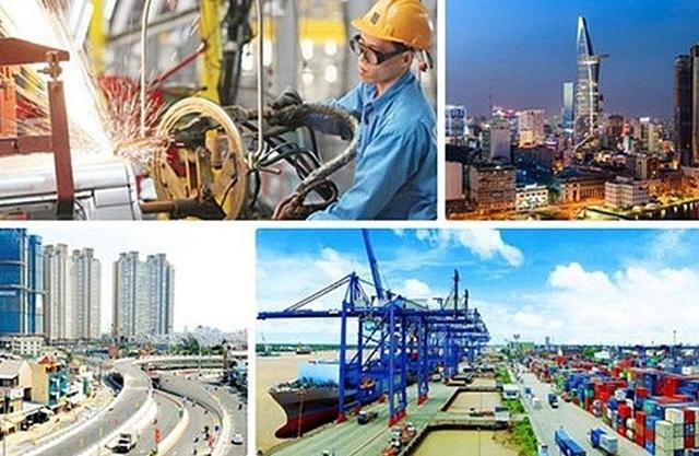 Kinh tế Việt Nam năm 2018 được các tổ chức quốc tế dự báo có nhiều triển vọng tích cực (ảnh: VNF)