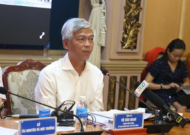 Chánh Văn phòng UBND TPHCM Võ Văn Hoan cho biết thành phố sẽ thành lập hội đồng kỷ luật mới đối với ông Lê Tấn Hùng