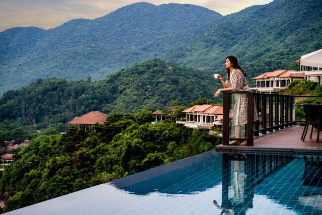 Hưởng trọn thiên nhiên tại biệt thự biển Banyan Tree Residences Lăng Cô