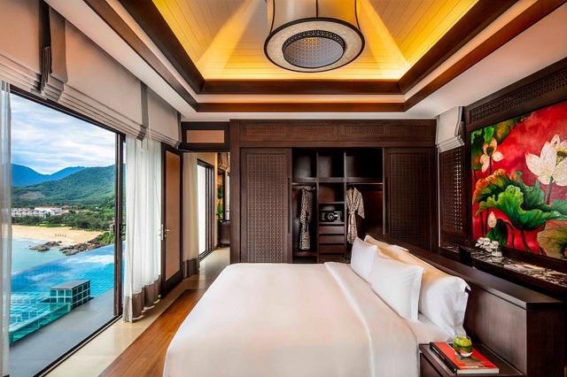 Biệt thự Banyan Tree Residences mang vẻ đẹp kiến trúc hoàng cung