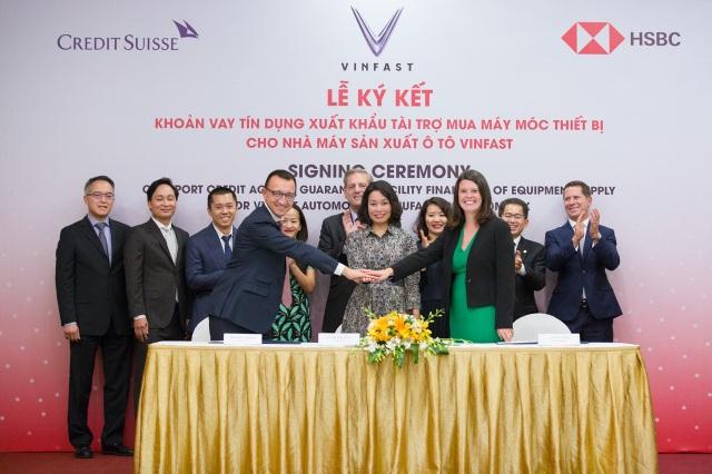VinFast được bảo lãnh vay 950 triệu USD nhập khẩu thiết bị - 1