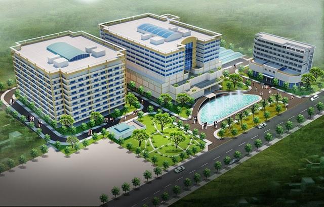 Tỉnh Tây Ninh kỳ vọng, bệnh viện sẽ tạo ra bước ngoặt trong chăm sóc sức khỏe nhân dân