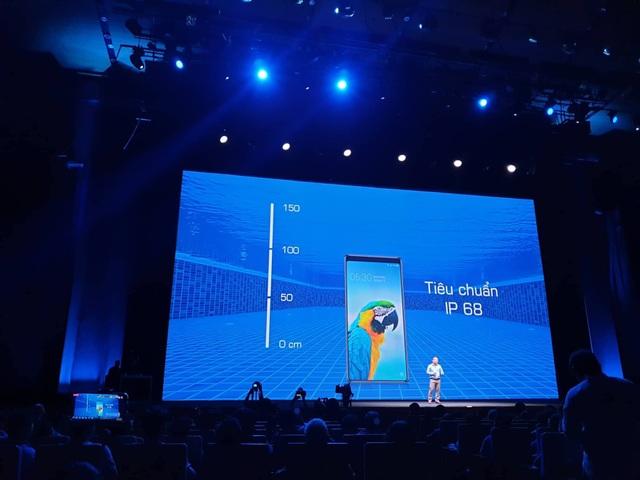 Bphone 3 có thiết kế tràn đáy, camera ấn tượng, giá từ 6,9 triệu đồng - 12