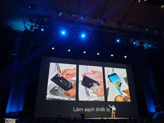 Bphone 3 có thiết kế tràn đáy, camera ấn tượng, giá từ 6,9 triệu đồng - 13