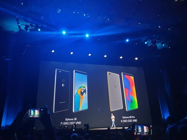 Bphone 3 có thiết kế tràn đáy, camera ấn tượng, giá từ 6,9 triệu đồng - 16