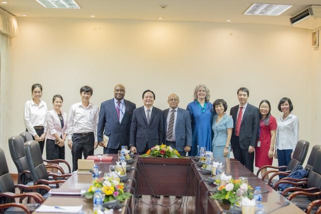 Bộ trưởng Phùng Xuân Nhạ đề nghị UNICEF tiếp tục hỗ trợ học sinh Việt Nam - 2