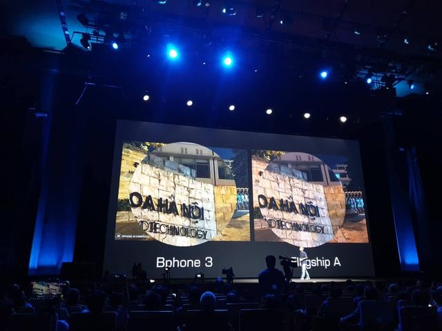 Bphone 3 có thiết kế tràn đáy, camera ấn tượng, giá từ 6,9 triệu đồng - 7