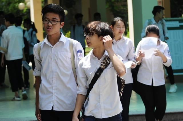 Theo kế hoạch, kỳ thi tuyển sinh vào lớp 10 THPT năm học 2019 - 2020 tại Hà Nội sẽ diễn ra trong hai ngày 2 - 3/6/2019, sớm hơn 1 tuần so với năm học trước. (Ảnh: Mỹ Hà).