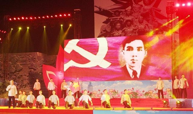 Lễ kỷ niệm 115 năm ngày sinh đồng chí Lương Khánh Thiện và chương trình nghệ thuật Hà Nam đất mẹ anh hùng