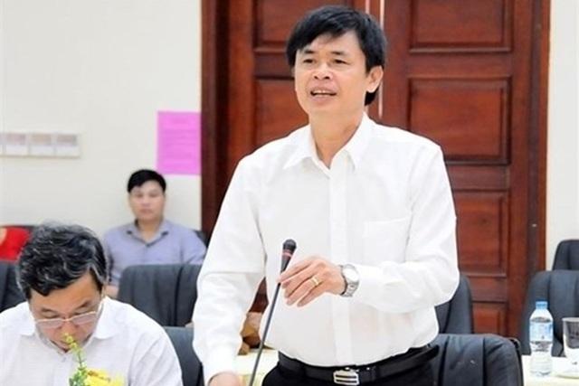 Ông Nguyễn Bá Minh, Vụ trưởng Vụ Giáo dục Mầm non (Bộ GD&ĐT)