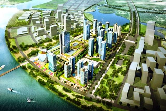 TPHCM chọn Khu đô thị mới Thủ Thiêm là địa điểm xây dựng Nhà hát giao hưởng nhạc vũ kịch trị giá 1.508 tỷ đồng (ảnh minh họa)