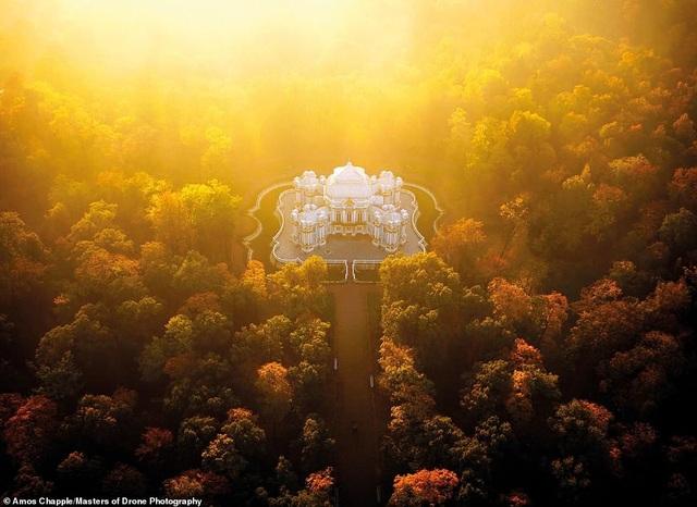 Mãn nhãn với những bức ảnh tuyệt đẹp chụp từ trên cao - 10