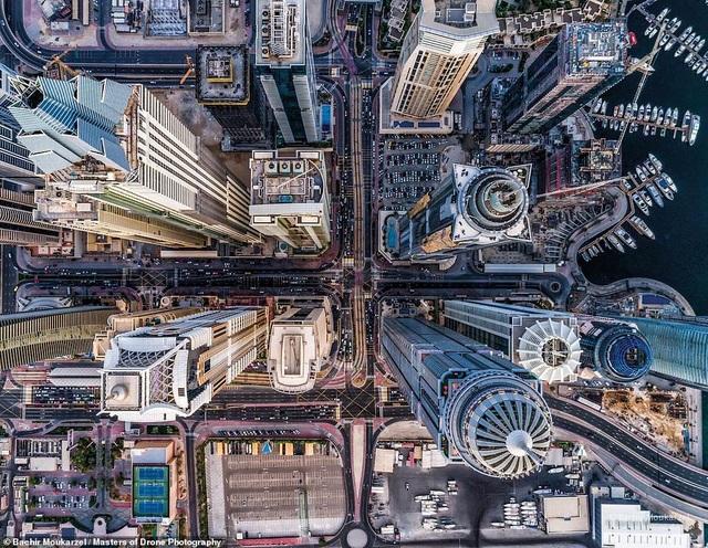 Mãn nhãn với những bức ảnh tuyệt đẹp chụp từ trên cao - 3