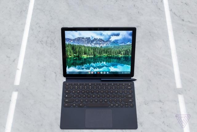 Không được hỗ trợ kết nối 4G LTE được xem là một thiếu sót đáng tiếc trên chiếc máy tính bảng này
