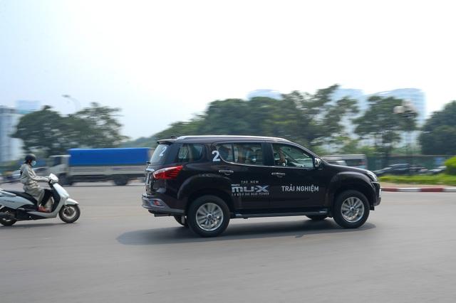 Isuzu tổ chức ngày lái thử 2 dòng xe mới D-MAX & Mu-X tại Hà Nội - 1