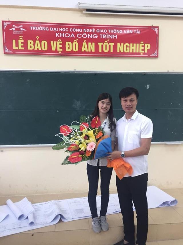 Nữ thủ khoa Phạm Nhung
