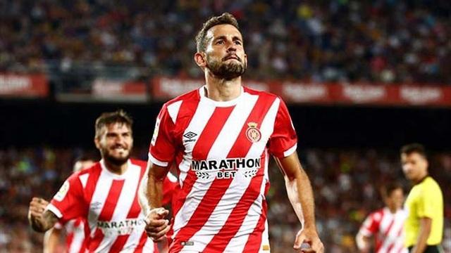 Cristhian Stuani dẫn đầu danh sách Vua phá lưới ở La Liga