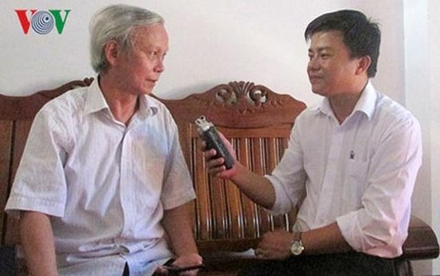 PGS-TS Hồ Tấn Sáng trả lời phỏng vấn VOV