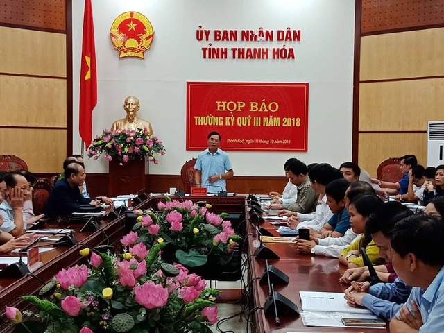 Phó Chủ tịch UBND tỉnh Thanh Hóa Phạm Đăng Quyền khẳng định để hiệu trưởng Trường chuyên Lam Sơn làm chủ tịch hội đồng tuyển dụng là hoàn toàn hợp lý.