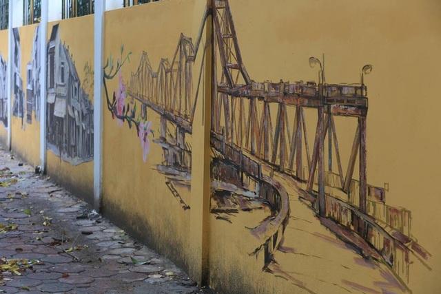 Cầu Long Biên lịch sử bắc mình qua dòng sông Hồng