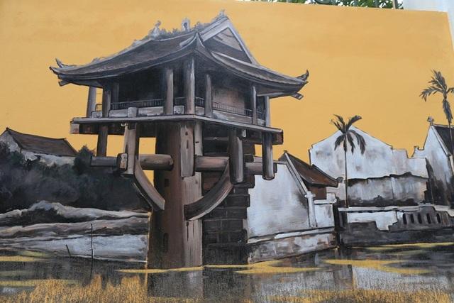 Chùa Một Cột cổ kính - biểu tượng của Hà Nội