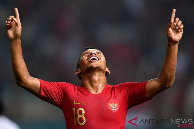 Indonesia dễ dàng giành chiến thắng trước Myanmar