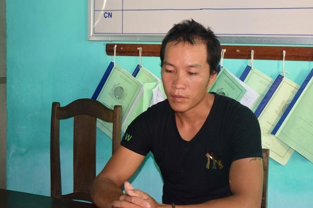 Hồ Quý Tân làm nghề chăn trâu có máu gian đã lùa bầy trâu lạc về nhà đem bán