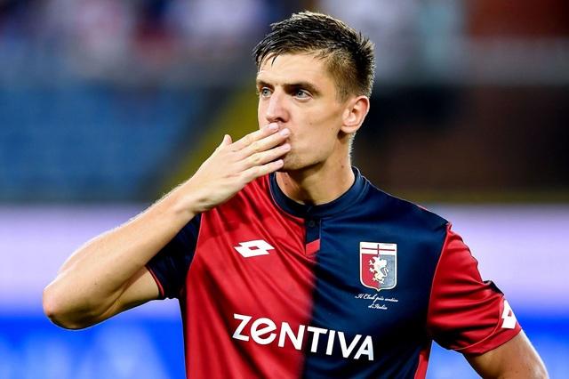 Kẻ vô danh Krzysztof Piatek dẫn đầu danh sách làm bàn ở Serie A