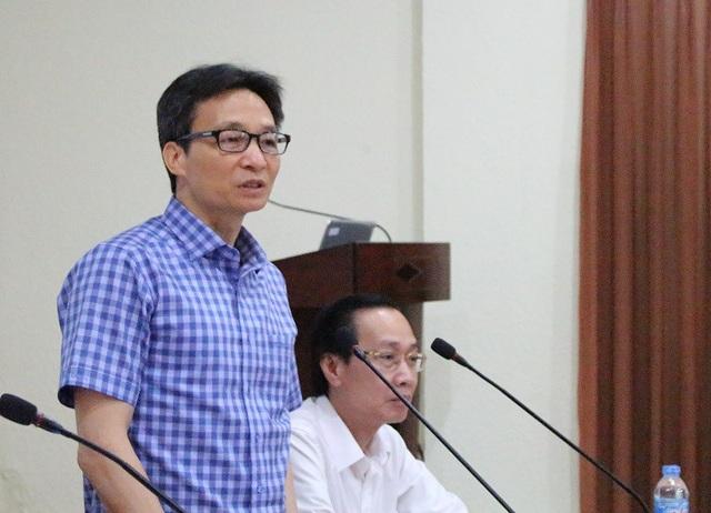 Phó Thủ tướng yêu cầu ngành y tế phải chủ động phòng bệnh