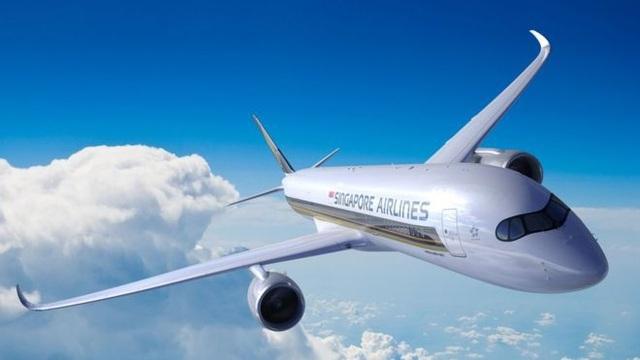Một máy bay của Singapore Airlines (Ảnh: SIA)