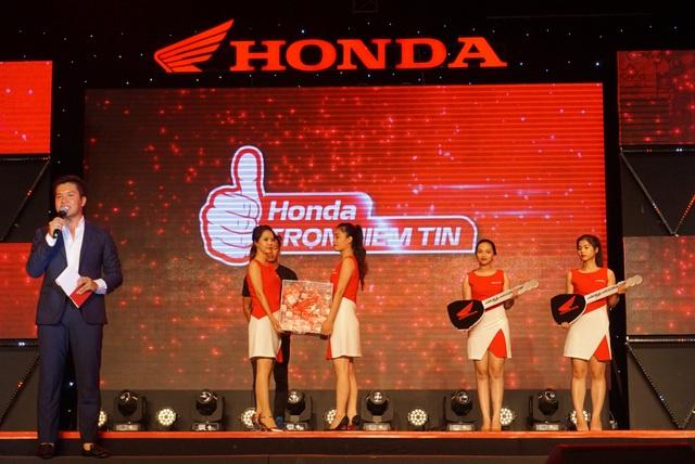 """Chính thức khởi động chuỗi chương trình """"Honda - Trọn niềm tin 2018 - 1"""