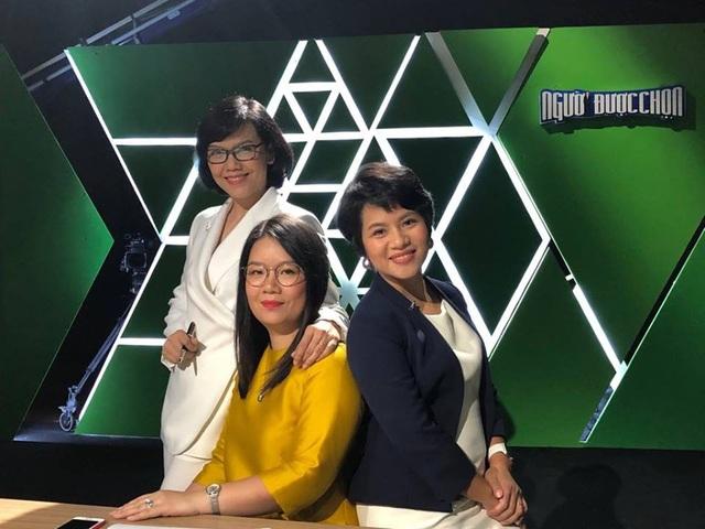 Các thành viên Ban giám khảo của Chương trình.