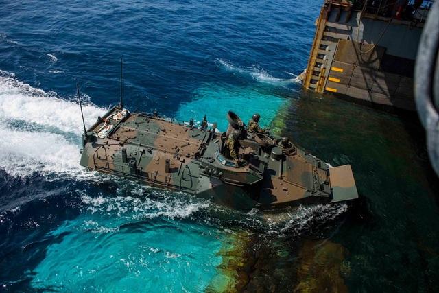 Thứ trưởng Bộ Quốc phòng Nhật Bản Tomohiro Yamamoto cho biết việc bảo vệ các đảo của Nhật Bản đã trở thành sứ mệnh quan trọng xét đến bối cảnh an ninh ngày càng phức tạp hiện nay.