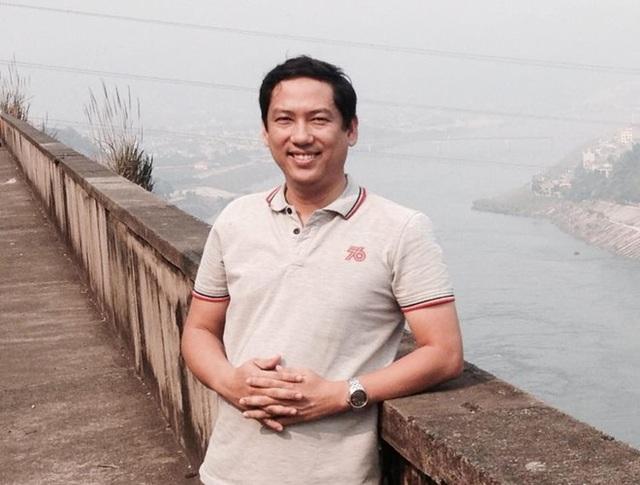 Ông Phan Huy Tuấn là trợ lý ngôn ngữ mới của đội tuyển Việt Nam