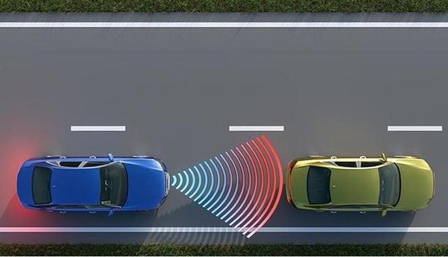 Các hệ thống an toàn chủ động trên ôtô hoạt động ra sao? - 2