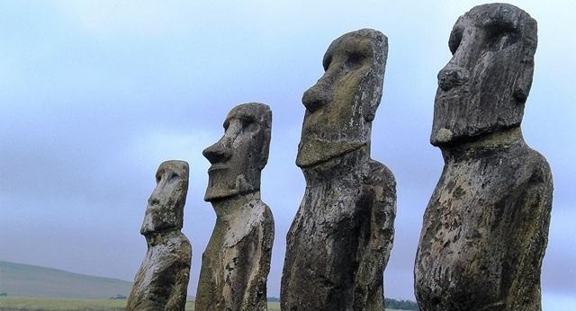 Phát hiện mới của các nhà khoa học Hoa Kỳ tiếp tục hé mở thêm về cuộc sống của người Rapa Nui cổ đại để thêm cơ sở tìm hiểu về sự biến mất bí ẩn của cư dân trên đảo.