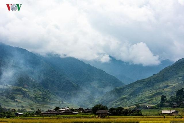 Ngắm đồi mâm xôi đẹp nổi tiếng trong mùa vàng Mù Cang Chải - 11