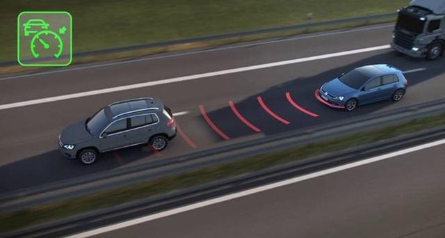 Các hệ thống an toàn chủ động trên ôtô hoạt động ra sao? - 3