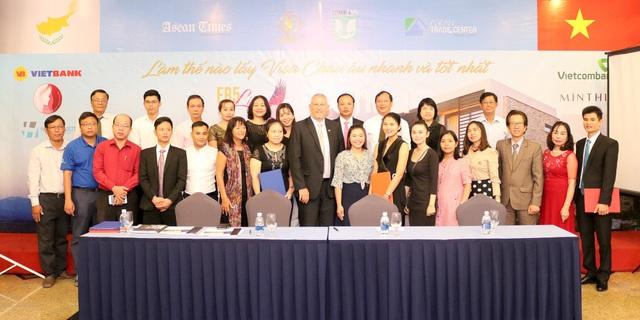 ASEAN Trade Center & EB5 Life tổ chức hội thảo: Nhập cư châu Âu theo diện Đầu tư Bất động sản tại Cộng hòa Síp (Cyprus) - 5