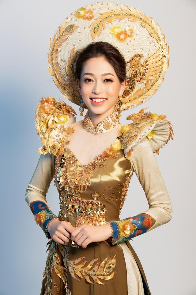 Hé lộ trang phục dân tộc mà Phương Nga mang đến Miss Grand International 2018 - 4