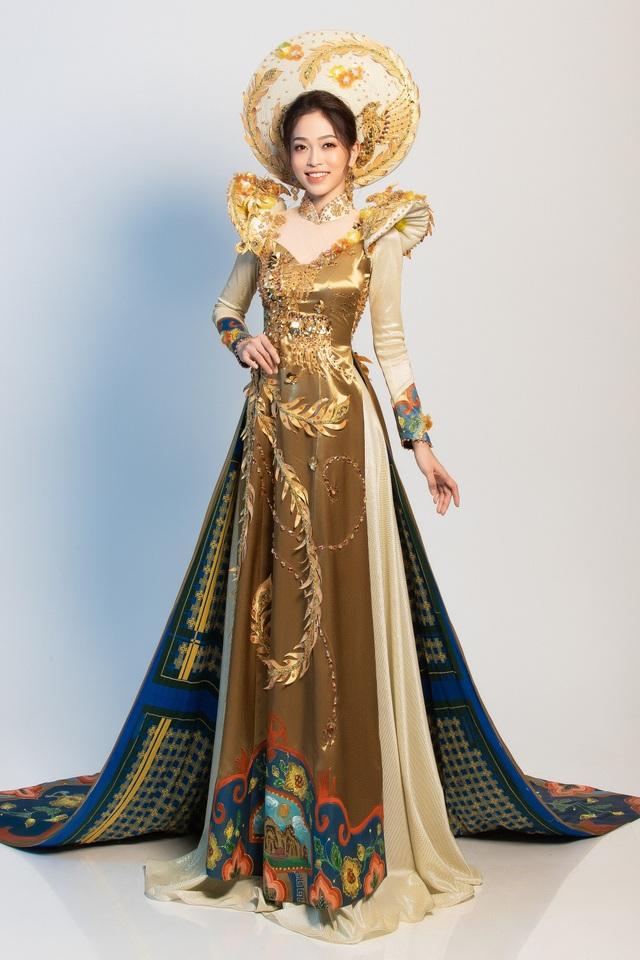 Hé lộ trang phục dân tộc mà Phương Nga mang đến Miss Grand International 2018 - 3