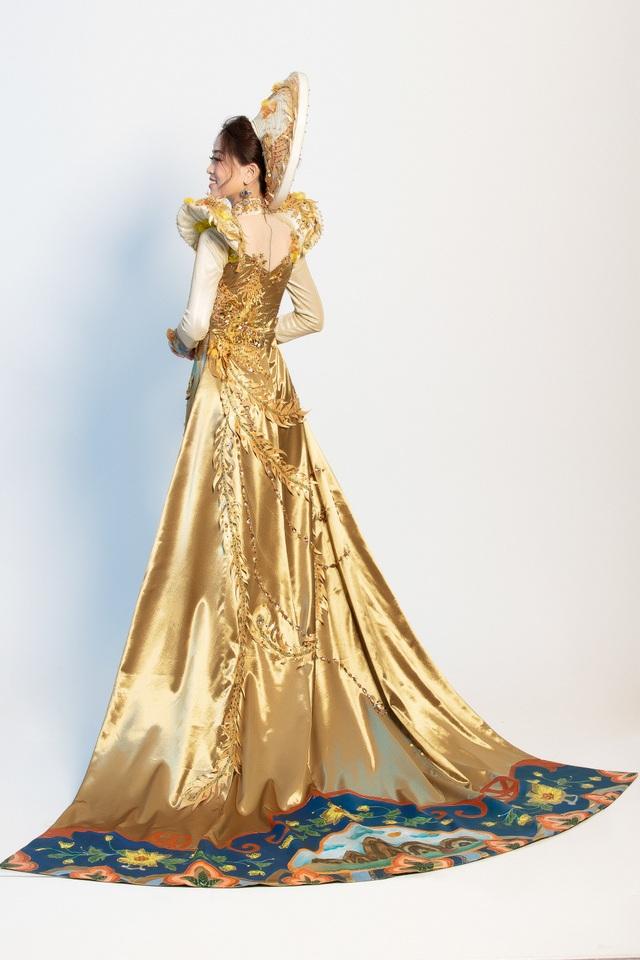Hé lộ trang phục dân tộc mà Phương Nga mang đến Miss Grand International 2018 - 5