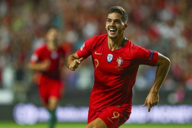 Andre Silva được kỳ vọng sẽ là người hùng mới của đội tuyển Bồ Đào Nha