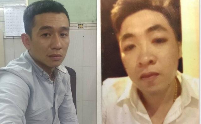 2 đối tượng Lưu Hoàng Phong và Hà Minh Thuận