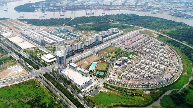Khu đô thị mới Thủ Thiêm, quận 2 sẽ là nơi xây dựng nhà hát hơn 1.500 tỷ đồng.