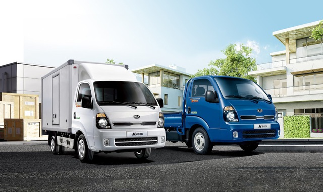 Kia New Frontier - Xe tải nhỏ máy dầu được khách hàng tin dùng - 1