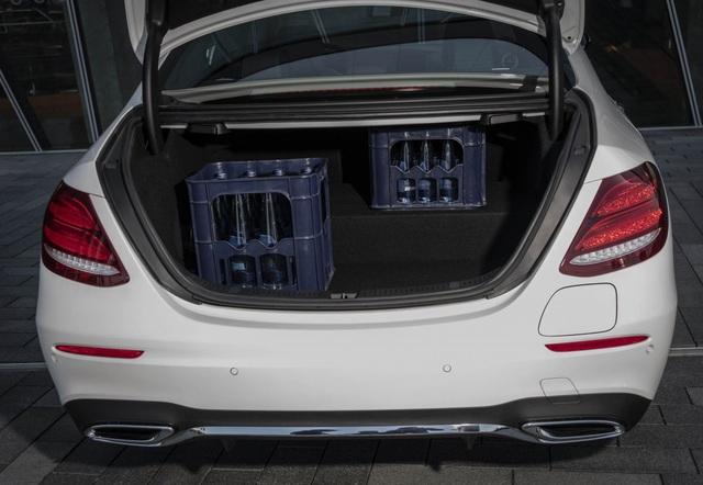 Mercedes-Benz ra hai phiên bản hybrid cho dòng E-Class - 20
